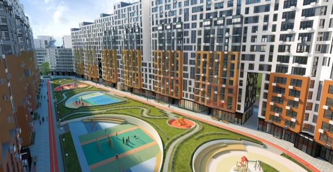 Многофункциональный жилой комплекс в г. Королёв. Проект, 2013