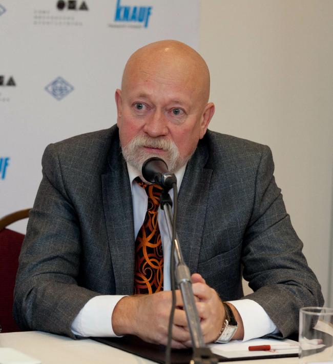 Николай Шумаков, 2014 год © Ольга Кез, ООО «КНАУФ ГИПС»