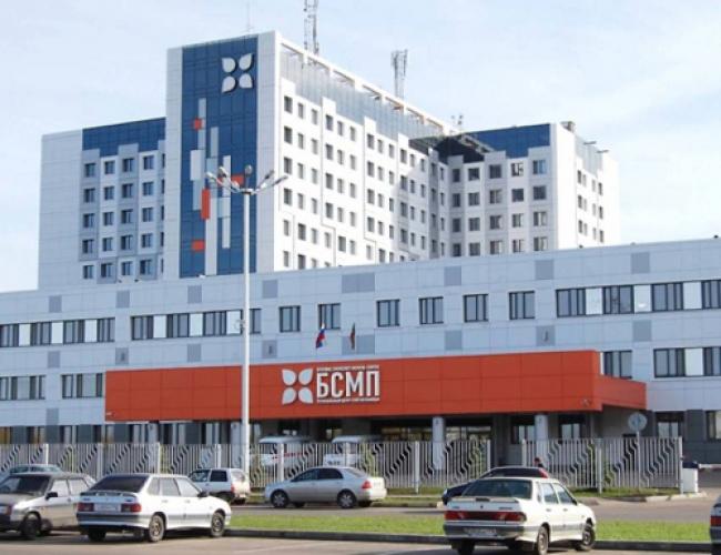 Больница скорой медицинской помощи, г. Набережные Челны. Фото предоставлено компанией «Татпроф»