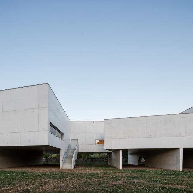 Фонд Надира Афонсу © Joao Morgado – Fotografia de Arquitectura – www.joaomorgado.com