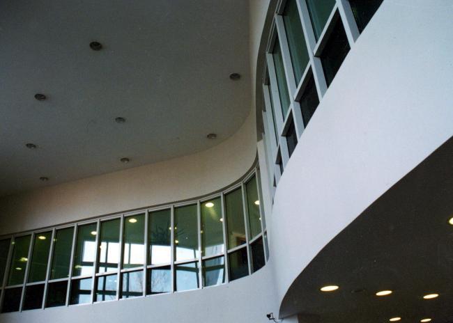 Комплекс административных зданий «МосЭНКА Парк Тауэрс» © Архитектурная мастерская Сергея Ткаченко