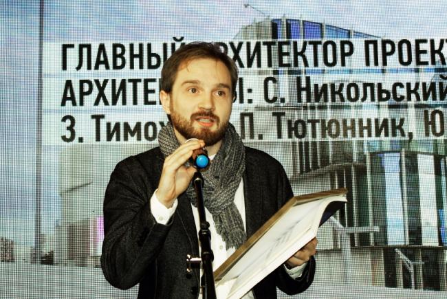 Основатель и руководитель IQ studio Эрик Валеев. Фотография © Алла Павликова