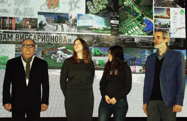 Мастерская ПТАМ Виссарионова. Фотография © Алла Павликова