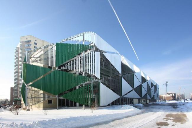 Жилой комплекс в г.Мытищи. Реализация, 2010 © Архитектурное бюро Асадова