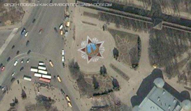 Обелиск Победы на площади Победы в Смоленске. Проект, 2010 © ГрандПроектСити/Архитектурное бюро Асадова