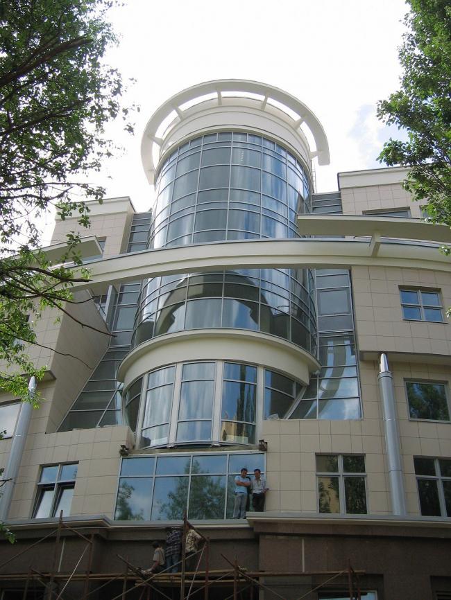 Административное здание страховой группы «Спасские ворота»