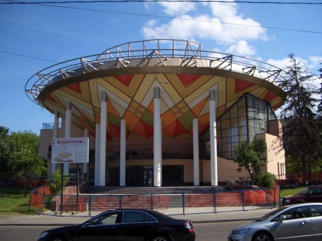 Дизайн-проект фасада и интерьеров театра Л. Рюминой © ГрандПроектСити