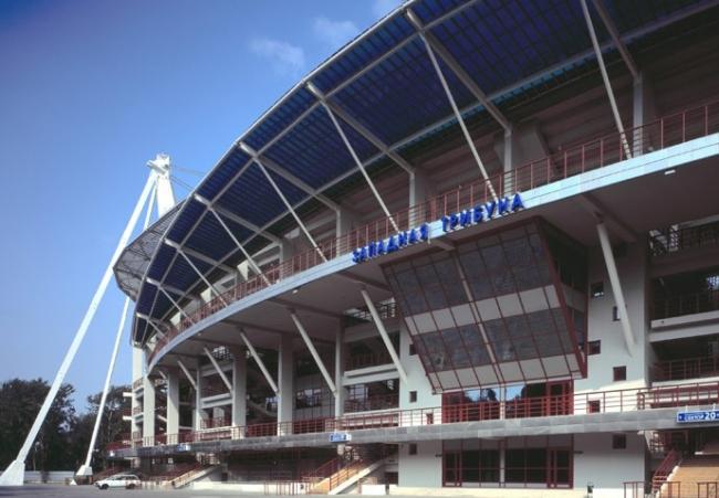 Стадион «Локомотив» © Моспроект-4