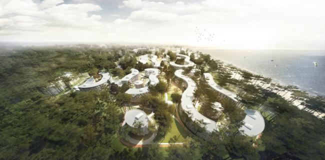Парк здоровья «Светлый мир ВНУТРИ». Проект, 2015