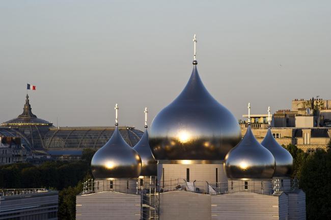 Духовно-культурный центр и собор Св. Троицы © Augusto Da Silva – Agence GRAPHIX