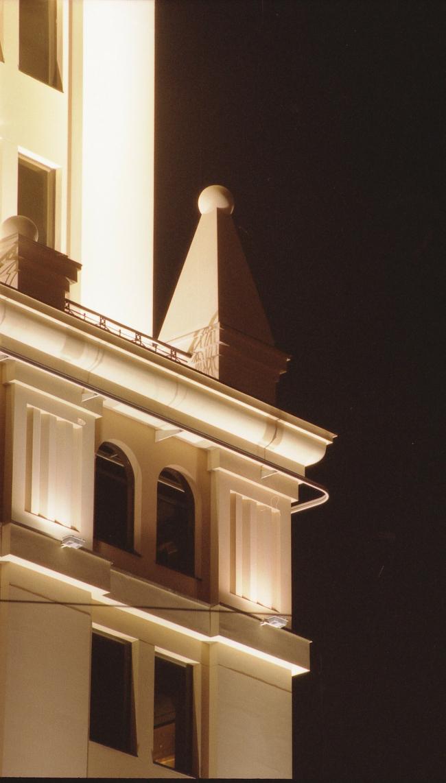 Комплекс административных зданий компании «ЭНКА». Реализация, 2003 © Архитектурная мастерская Сергея Ткаченко