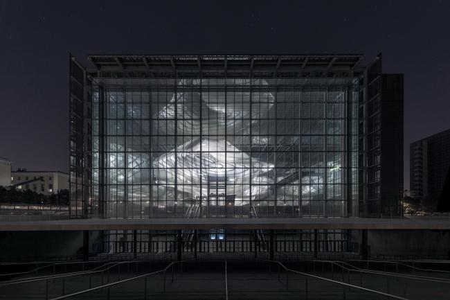 Новый конгресс-центр района EUR – «Облако» © Maurizio Marcato