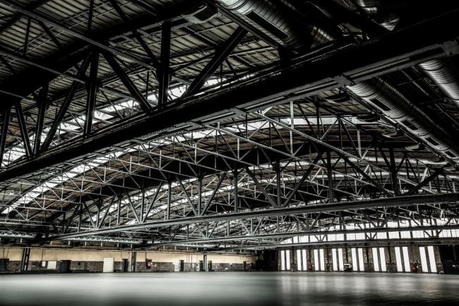 Пространства большого зала Arena Berlin © World Architecture Festival