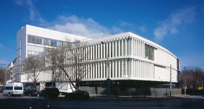 Здание Федерального Арбитражного суда Московского округа. Реализация, 2007 © ТПО «Резерв»