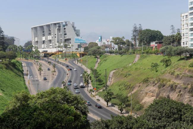 Университет UTEC в Лиме © Iwan Baan