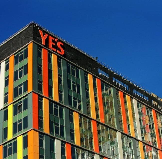 Апарт-отель YE′S. Фотография предоставлена ГК «АЛЮТЕХ»
