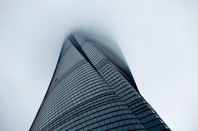 Категория «Внешний вид». Автор: Nick Almasy. Небоскреб Shanghai Tower (Шанхай, Китай). Архитектурное бюро: Gensler/Marshall Strabala