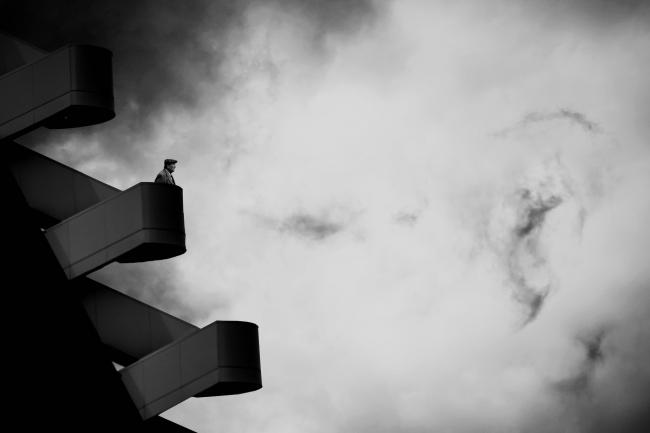 Без названия (Никосия, Кипр). Шестое место Az W Photo Award 2016 © Elena Georgiou