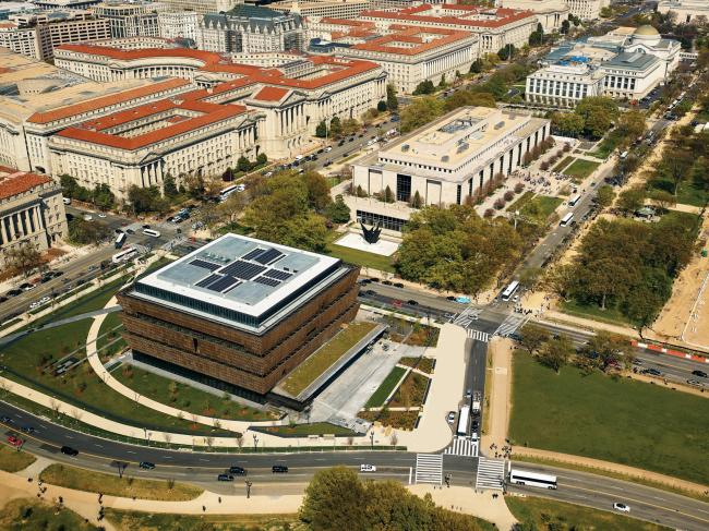 Смитсоновский национальный музей афроамериканской истории и культуры © Alan Karchmer / NMAAHC