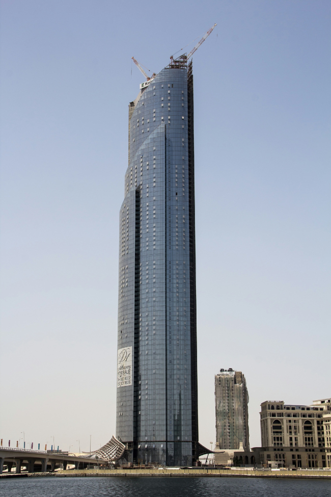 D1 Tower © Alan Millin