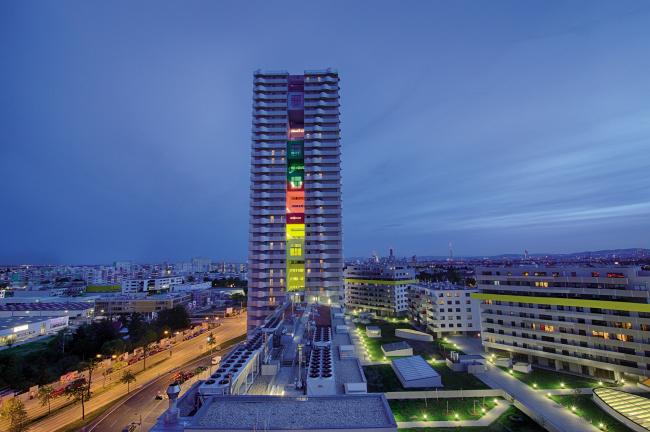 Citygate Tower © Lukas Dostal