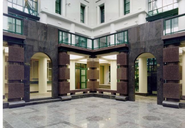 Центральное отделение Сбербанка России в Санкт-Петербурге