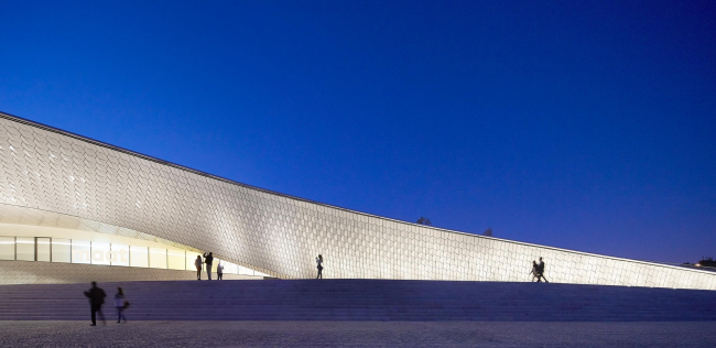 MAAT – Музей искусства, архитектуры и технологии © Hufton + Crow