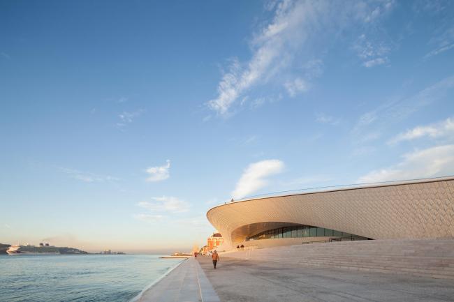 MAAT – Музей искусства, архитектуры и технологии (MAAT) © Francisco Nogueira