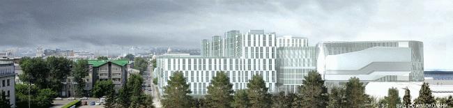 Концепция «Квартала XXI века» в Иркутске © Институт территориального развития
