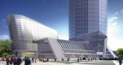 Международный бизнес-центр, участок N 12, ММДЦ «Москва-СИТИ»