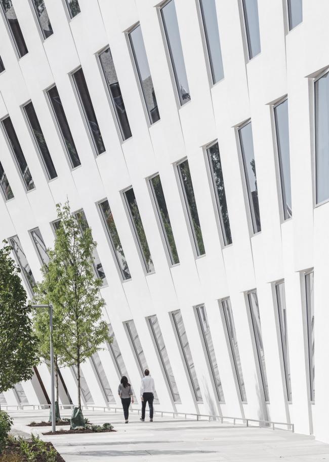Офисное здание 1200 Intrepid © Rasmus Hjortshøj