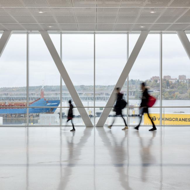 Паромный терминал Värtaterminalen © Adam Mørk