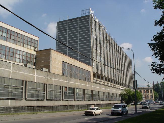 Завод «Манометр». Состояние до реконструкции