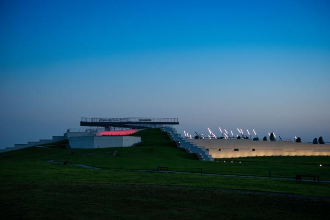 Музей-заповедник «Куликово поле». Фото предоставлено бюро «Архитектура и культурная политика ПНКБ»