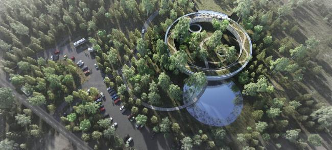 Комплекс им. Вангари Маатаи (Найроби, Кения).  Boogertman + Partners Architects. Изображение предоставлено WAF