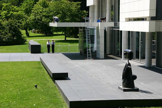 Музей собрания Фридера Бурды. Фото: Gerd Eichmann via Wikimedia Commons. Лицензия  CC-BY-SA-3.0