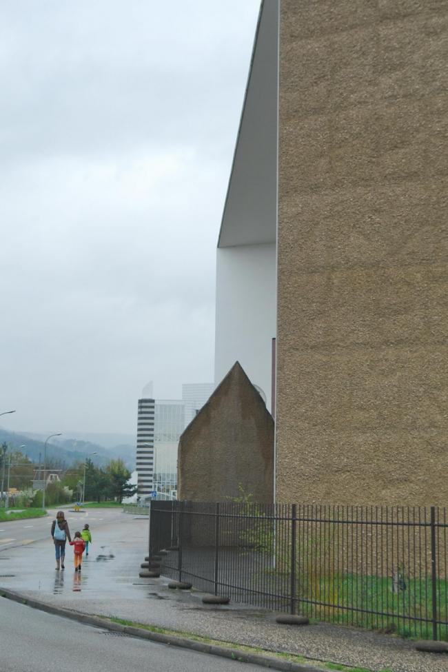 Музей Schaulager. Фотография © Нина Фролова