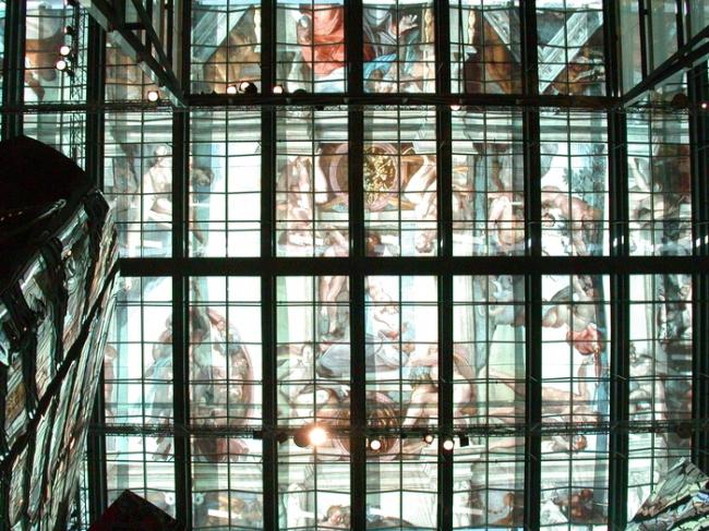 Музей Гуггенхайм-Эрмитаж © OMA