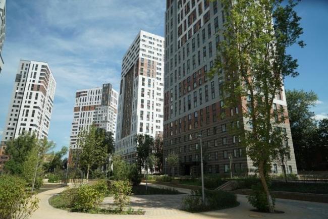 ЖК «Эдальго Garden Park». Фотография: krost-concern.ru