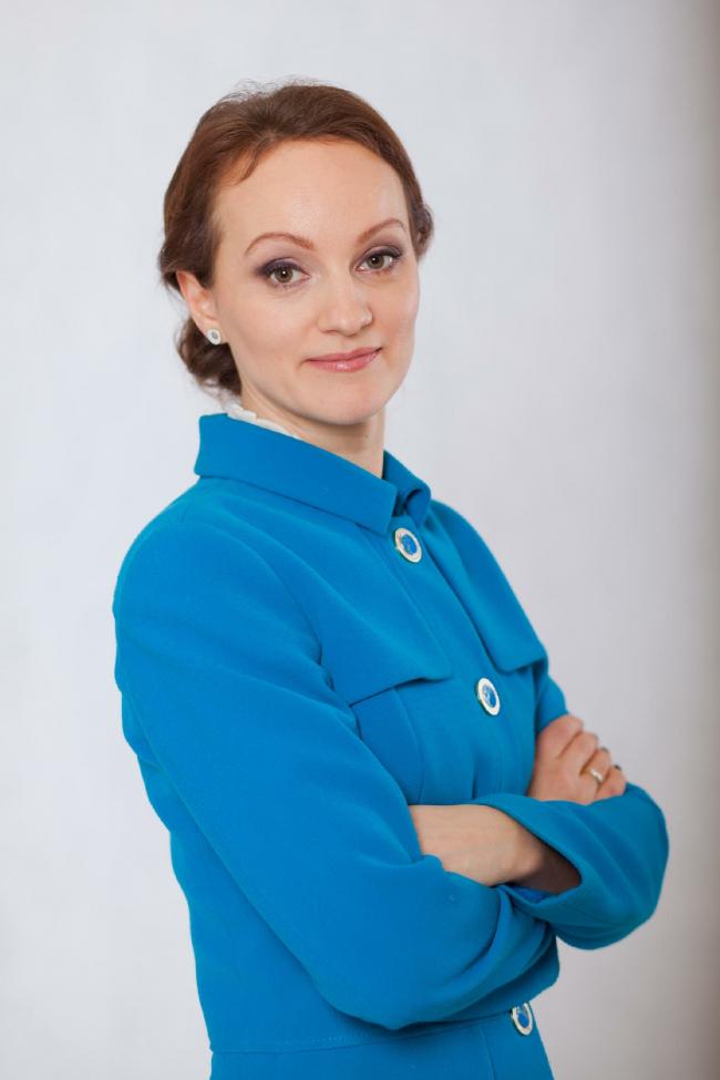 Директор по маркетингу и стратегическому развитию ROCKWOOL Russia Ирина Садчикова. Фотография © Rockwool