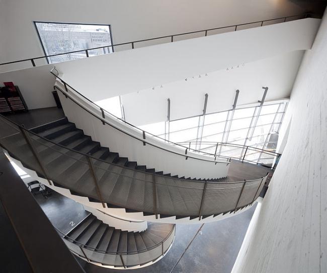 Музей современного искусства Киасма. Фото: Pirje Mykkänen via Wikimedia Commons. Лицензия CC-BY-2.0