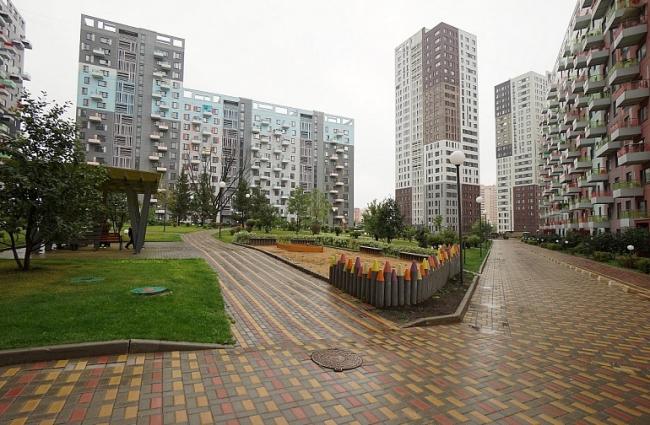 ЖК «Эдальго Garden Park». Фотография: http://www.krost.ru/