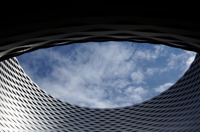 Выставочный комплекс в Базеле – новый павильон. Фото: Rosmarie Voegtli via flickr.com. Лицензия CC BY 2.0