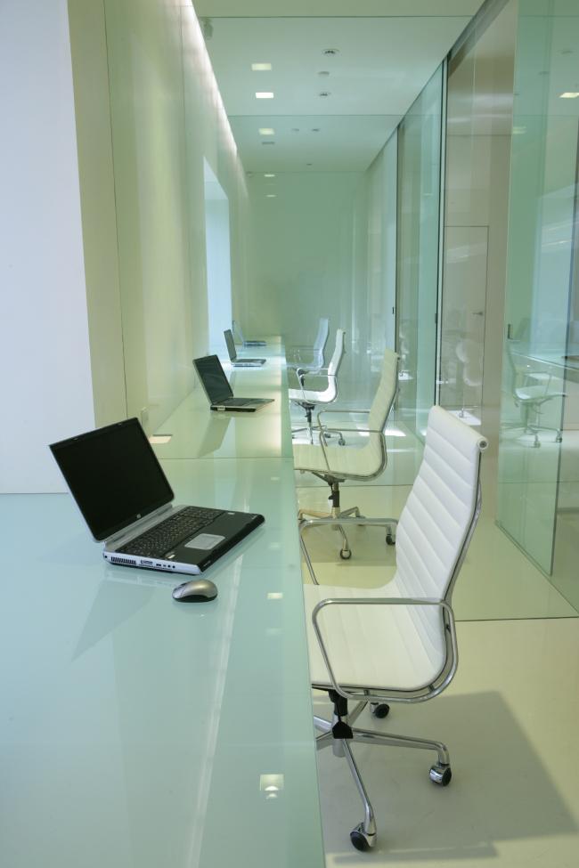 Офис бюро UNK Project (2005).  UNK Project. Фотография предоставлена ассоциацией MCFO