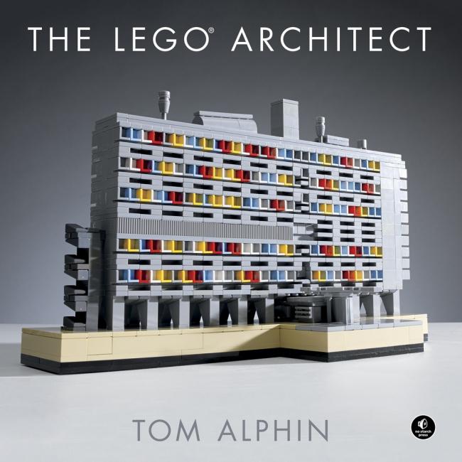 Обложка книги «Lego-архитектура». Изображение с сайта flickr.com. Автор: Brickset. Лицензия CC BY 2.0