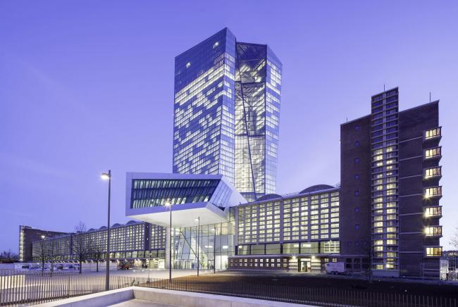 Европейский Центральный банк © European Central Bank/Robert Metsch