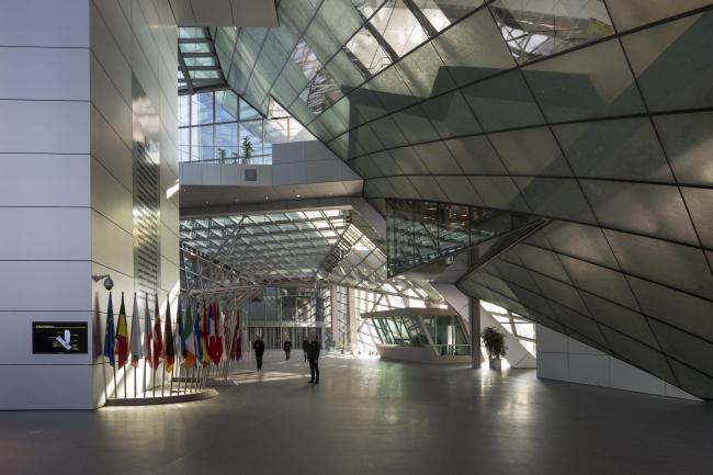 Европейский Центральный банк © Paul Raftery