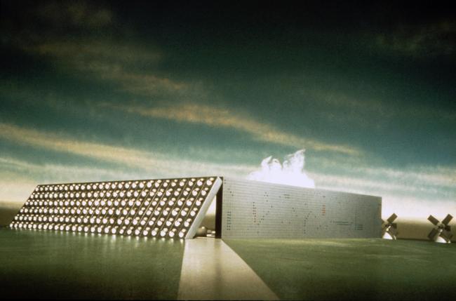 Центр прикладных компьютерных исследований и программирования © Emilio Ambasz