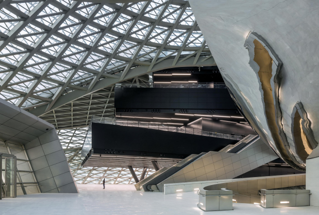 Музей современного искусства и градостроительная выставка – MOCAPE © Duccio Malagamba