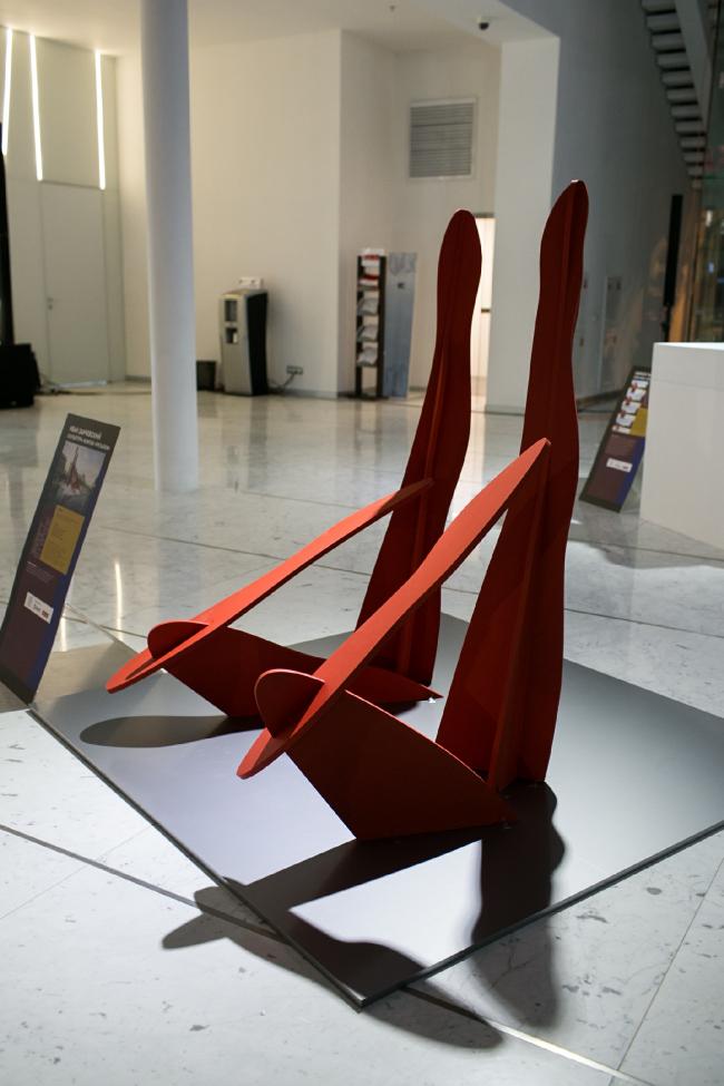 Скульптура-фонтан «Русалки». Автор:  Иван Занчевский